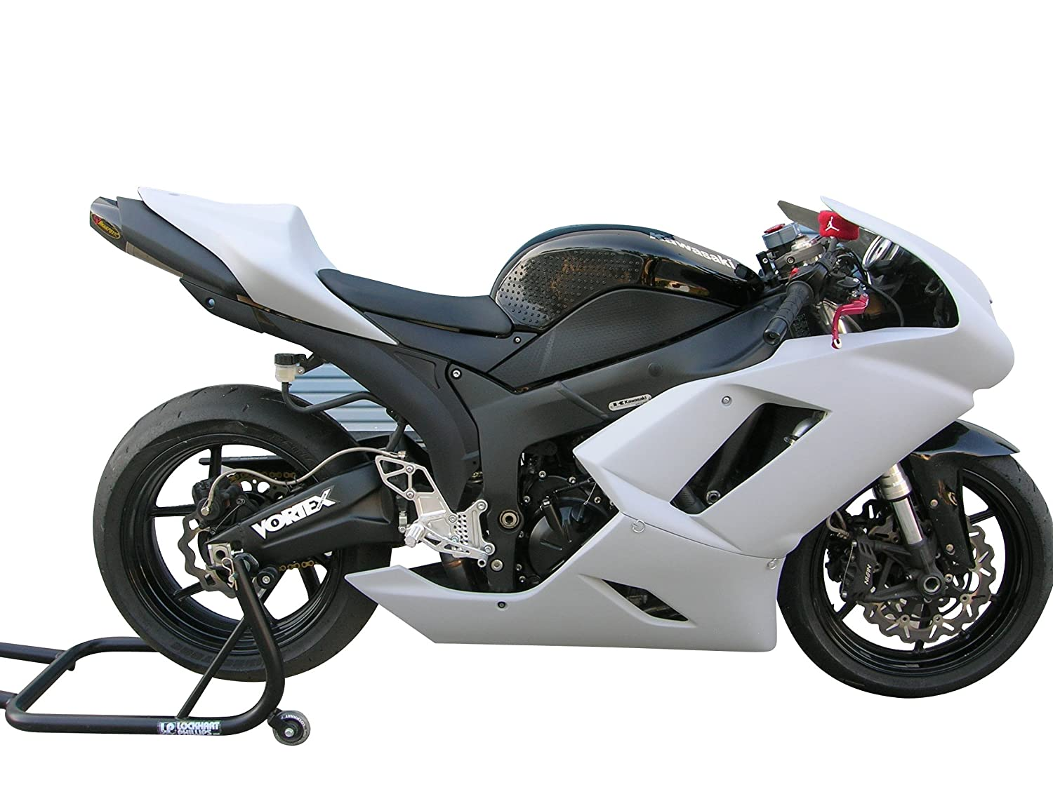 Amazon.com: 2007 – 2008 07 – 08 2007 2008 Kawasaki ZX6R ZX6 ...