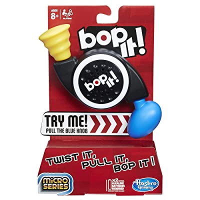 Hasbro B0639 Bop-it Micro Series Game: Toys & Games