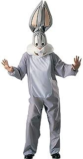 b6fbe148cf15 Amazon.com   Adult Baby Bugs Bunny Onesie - A26 Bodysuit - Footed ...