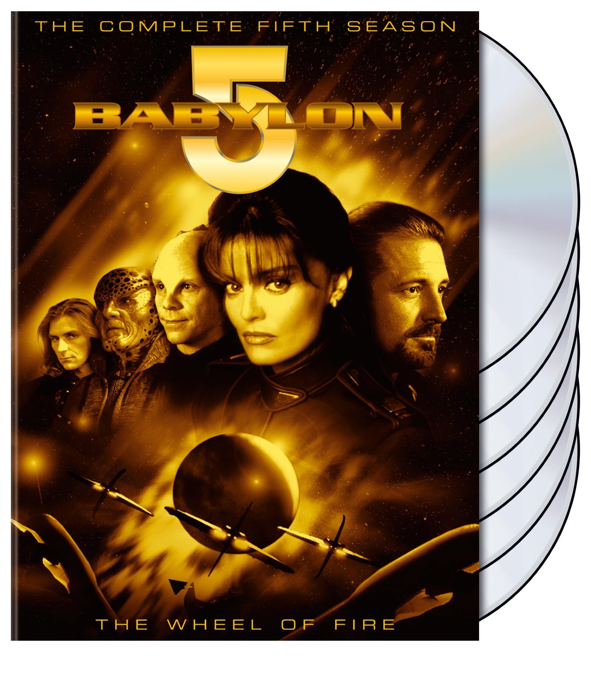 Babylon 5: Season 5 (Repackage)
