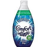 Comfort Intense Fresh Sky Fabric Conditioner, 570 ml (Pack of 6)