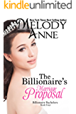 The Billionaire's Marriage Proposal (The Andersons, Book 4) (English Edition)