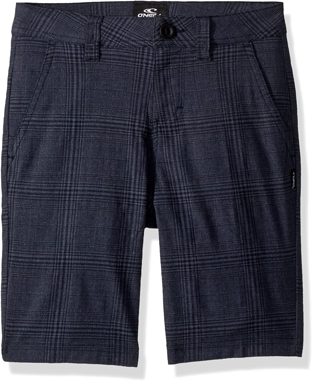 ONEILL Big Boys Bristol Plaid Short