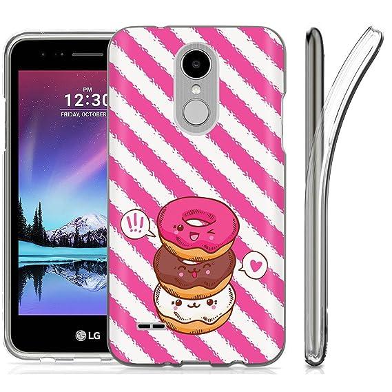 best authentic 078b5 7b727 Amazon.com: [Mobiflare] Ultraflex Thin Gel Phone Cover for LG Aristo ...