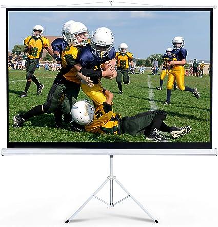 Amazon.com: FurniTure Pantalla de proyector 4:3 100