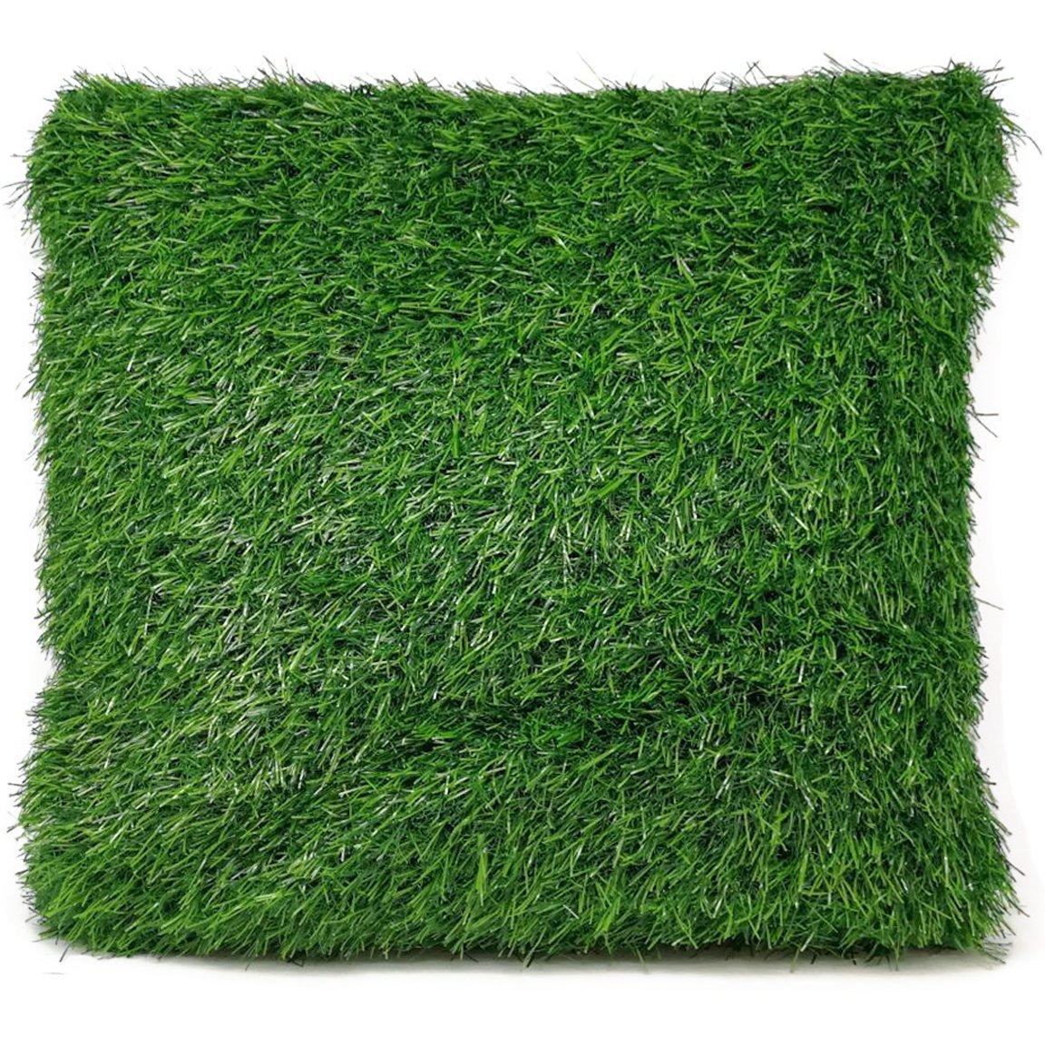Bada Bing Grass Decorative Cushion 40x 40cm Cushion Green Garden Trend 72