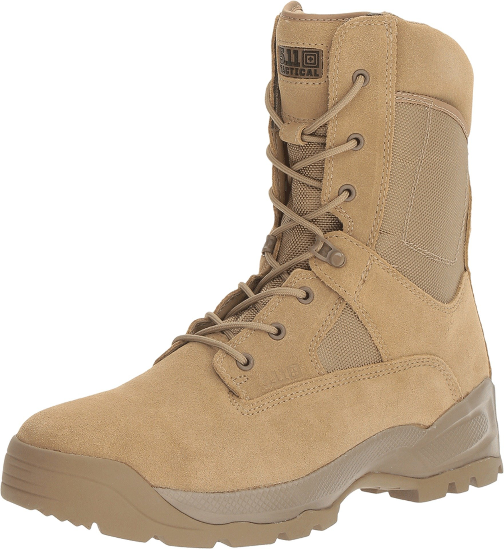 5.11 Tactical A.T.A.C. 8'' Boot, Coyote, 12 (R) by 5.11