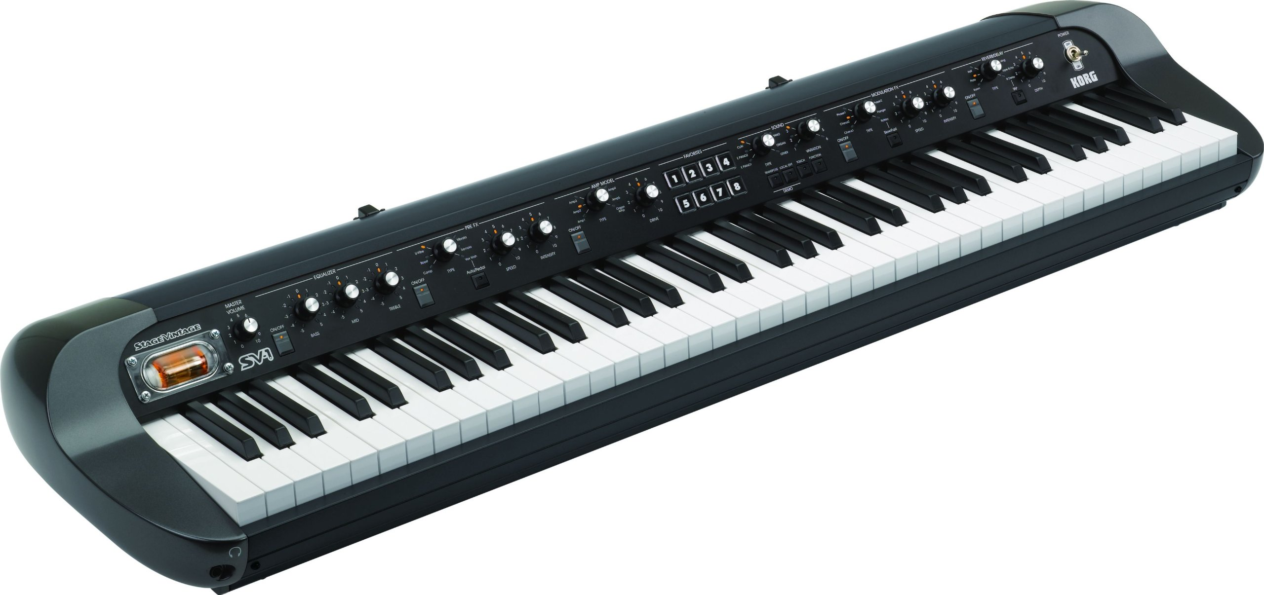 korg sv-1bk 73-key review