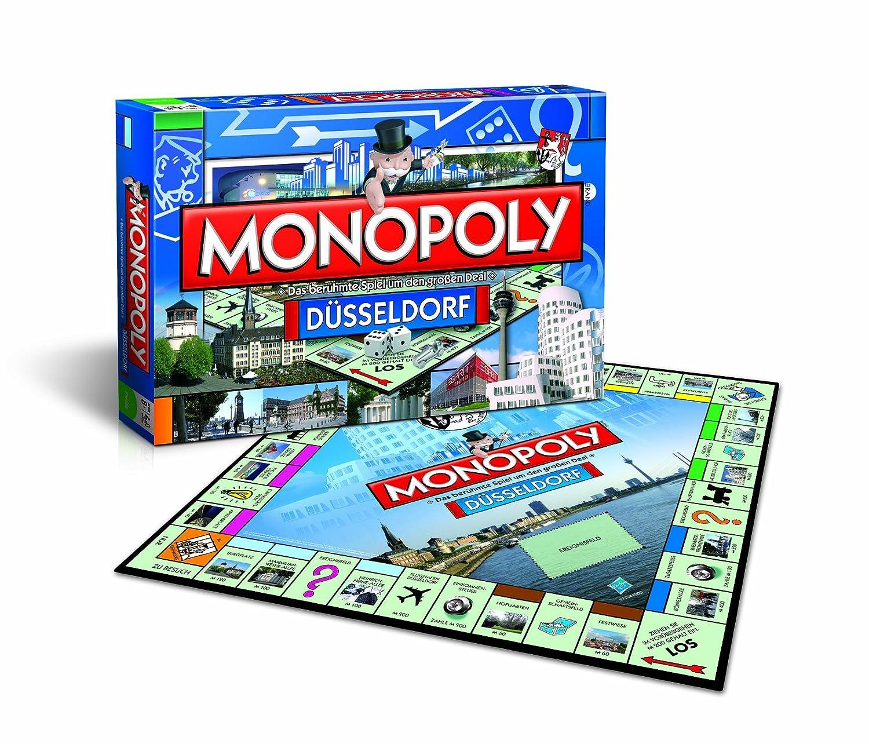 Monopoly El famoso juego para el gran negocio: Amazon.es: Juguetes y juegos
