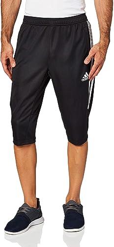 seguro clon Nos vemos mañana  adidas Men's Soccer Tiro 17 3/4 Pants: Clothing - Amazon.com