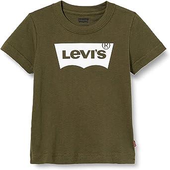 Oferta amazon: Levi's kids Lvb Batwing tee Camiseta para Niños Talla 14 años