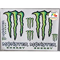 SERIE ADESIVI MONSTER 24X32
