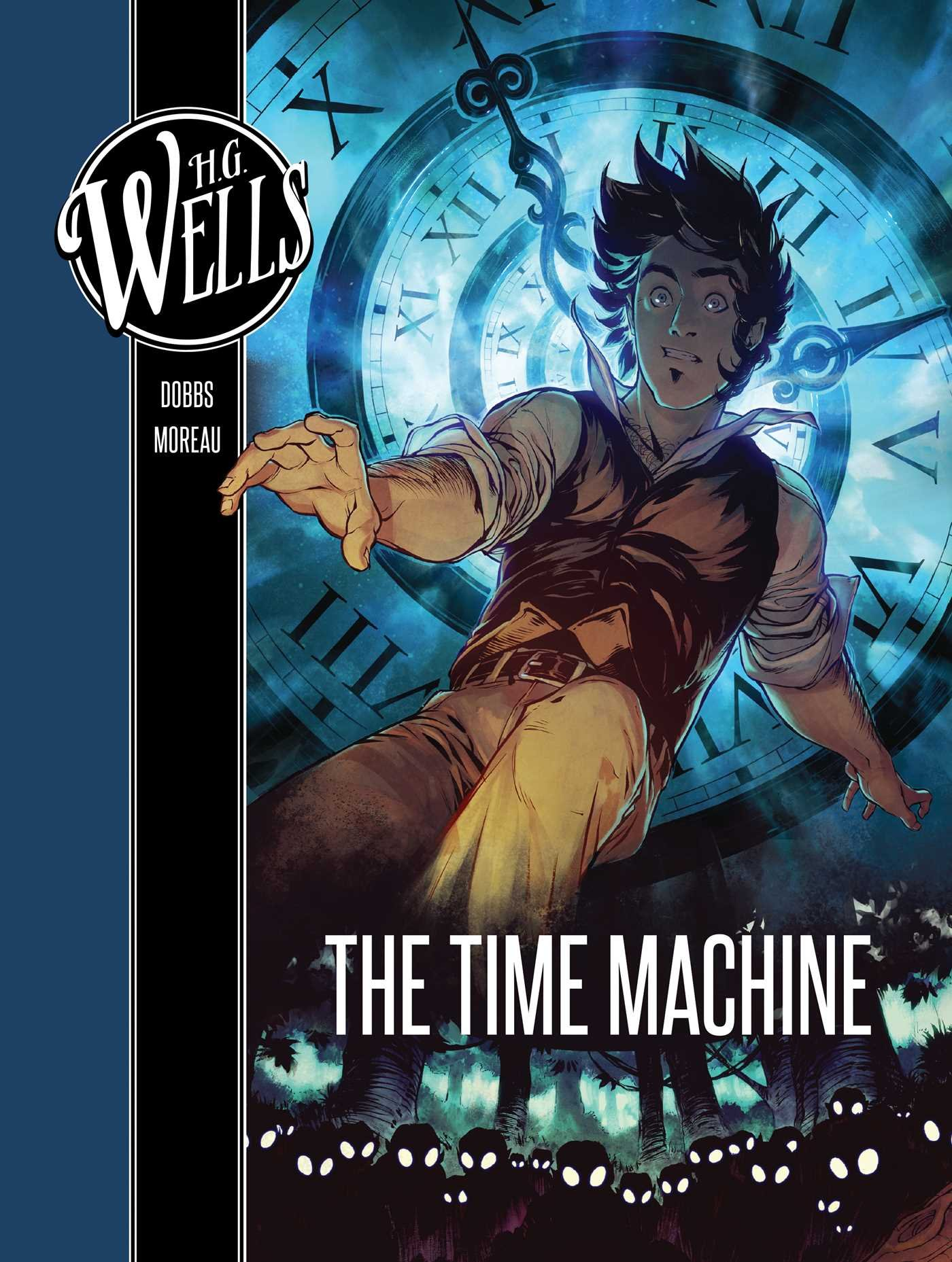 Download H. G. Wells: The Time Machine ebook