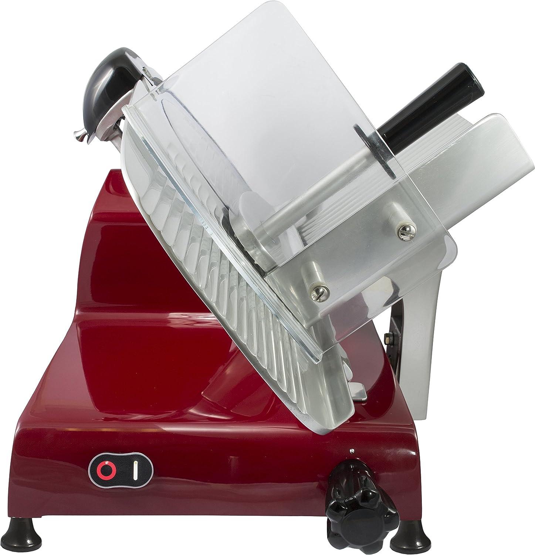 Rojo Berkel Rebanadora El/éctrica RED LINE 300 Nuevo Modelo 2018