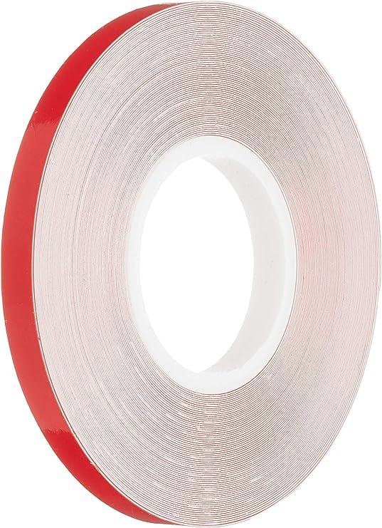 Cinta decorativa adhesiva para carrocería 10m rojo: Amazon.es: Coche y moto