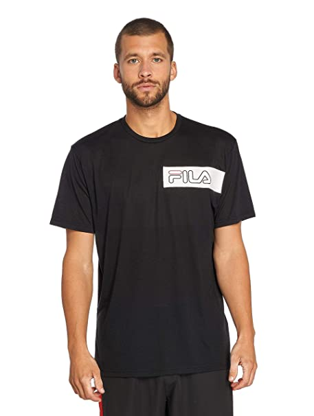 Fila Hombres Camisetas Urban Power Line Agile: Amazon.es: Ropa y accesorios