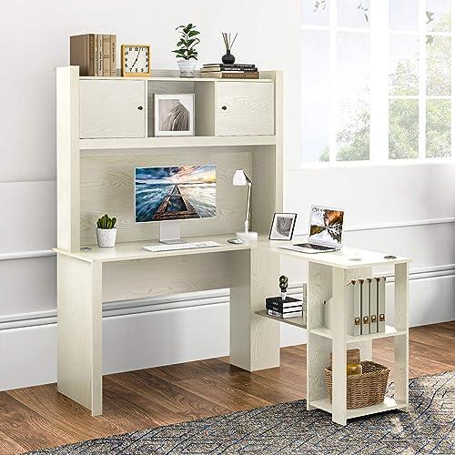 Sedeta L Shaped Computer Desk