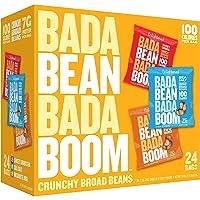 Bada Bean Bada Boom Plant-Based Protein, Gluten Free, Vegan, Crunchy Roasted Broad...