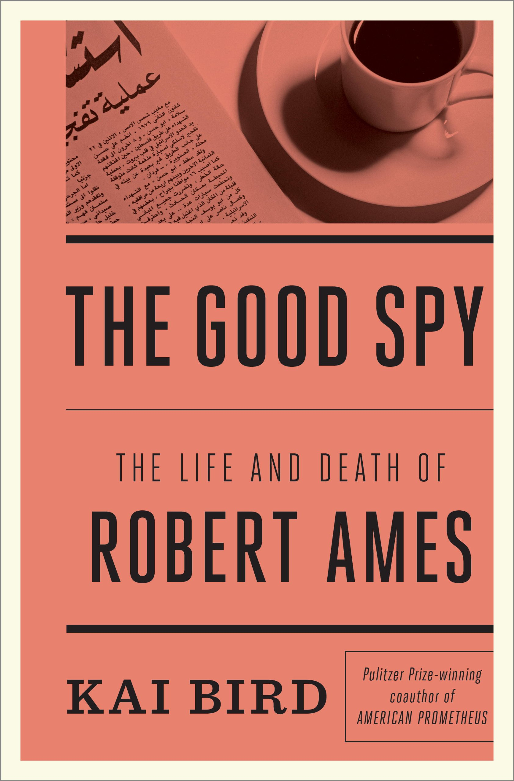 The Good Spy: The Life and Death of Robert Ames (Thorndike Press Large Print Nonfiction) ebook