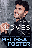 She Loves Me (Harmony Pointe Book 3) (English Edition)