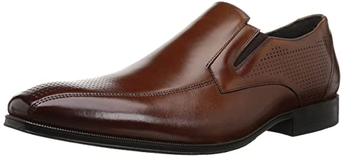 1be443b95f0 Stacy Adams Men s Fairfax Bike Toe Slip-on Loafer  Amazon.ca  Shoes ...
