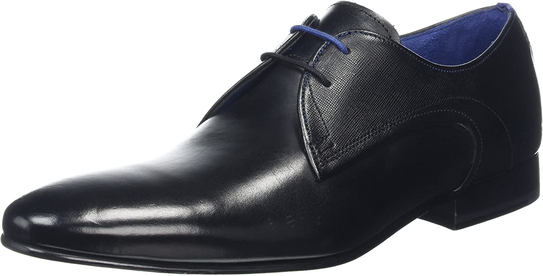 TALLA 46 EU. Ted Baker Peair, Zapatos de Cordones Derby para Hombre