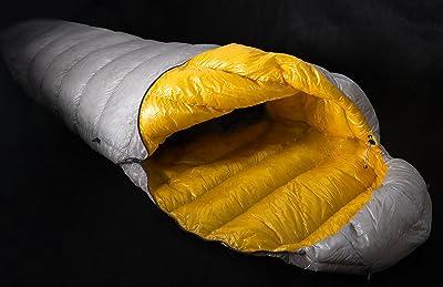 Sea to Summit Spark SPII Ultra-Dry Down Sleeping Bag (35F/2C)