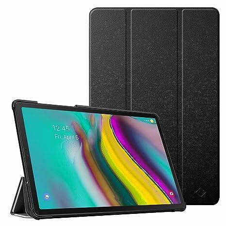 e1a330a18616a FINTIE Coque Housse Étui pour Samsung Galaxy Tab S5e 10.5 2019 SM-T720/T725:  Amazon.fr: High-tech