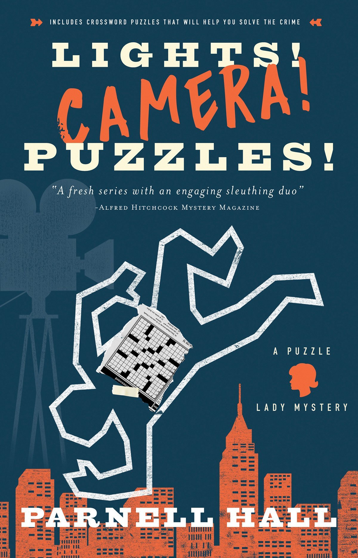 With This Puzzle, I Thee Kill (Puzzle Lady Mysteries, Book 5)