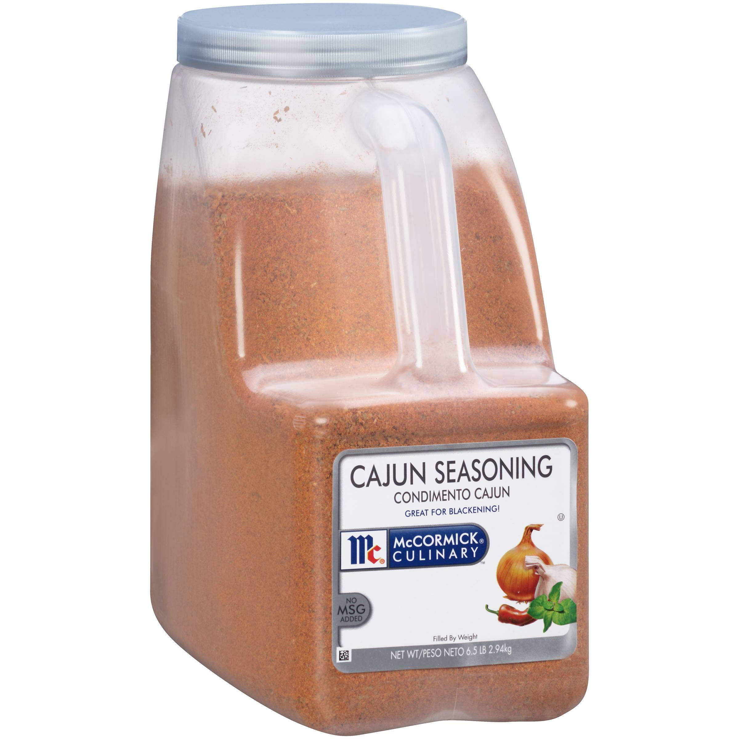 McCormick Cajun Seasoning - 6.5 lb. container, 3 per case by McCormick