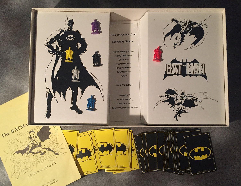 University Games 50th Anniversary Edition The Batman Game ...