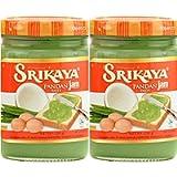 SRIKAYA SELAI Kaya / Kaya PANDAN Pack of 2 ( 2X@250g )