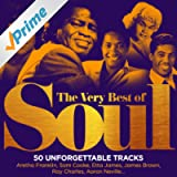 The Very Best of Soul - 50 Unforgettable Tracks