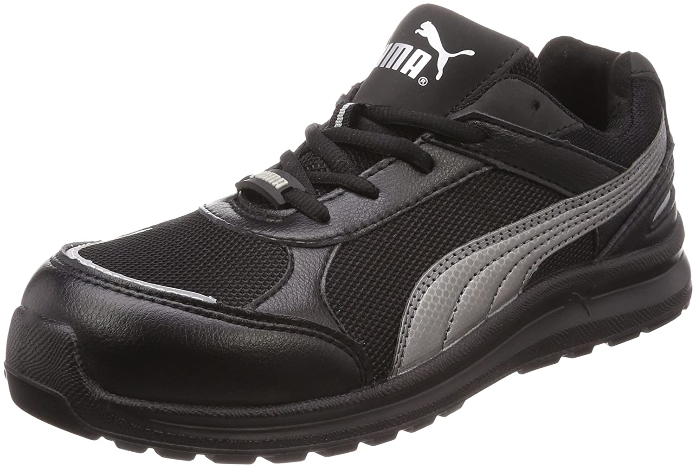 [プーマセーフティー] 安全靴 JSAA規格 セーフティスニーカー スプリントロー 64.33. B01MQNQ71H 26 cm|ブラック