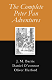The Complete Peter Pan Adventures (7 Books & Original Illustrations)
