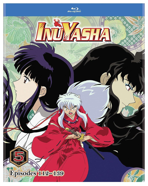 InuYasha Set 5 Blu-ray (Dual Audio)