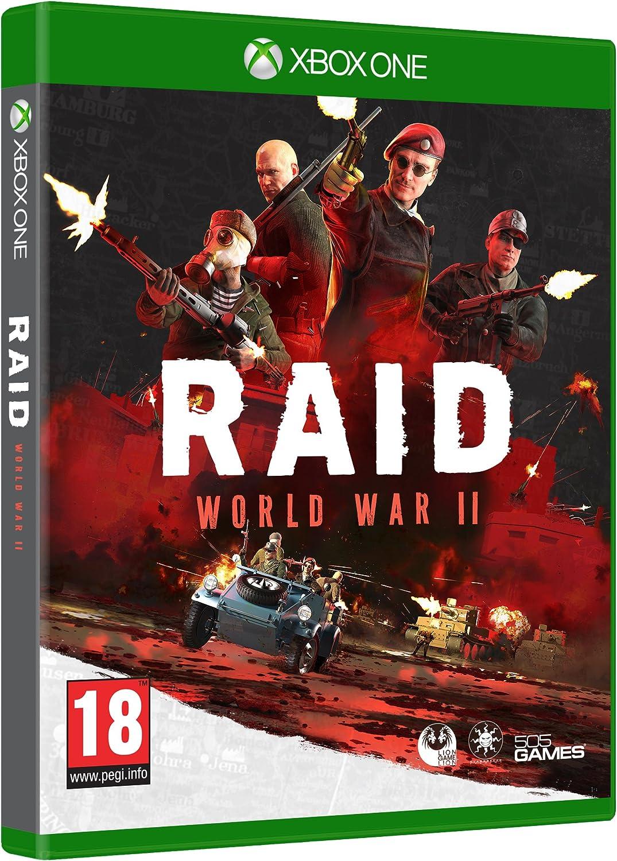 RAID: World War II: Amazon.es: Videojuegos