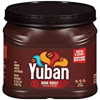 Yuban Bold Ground Coffee Dark Roast 25.3 Ounce
