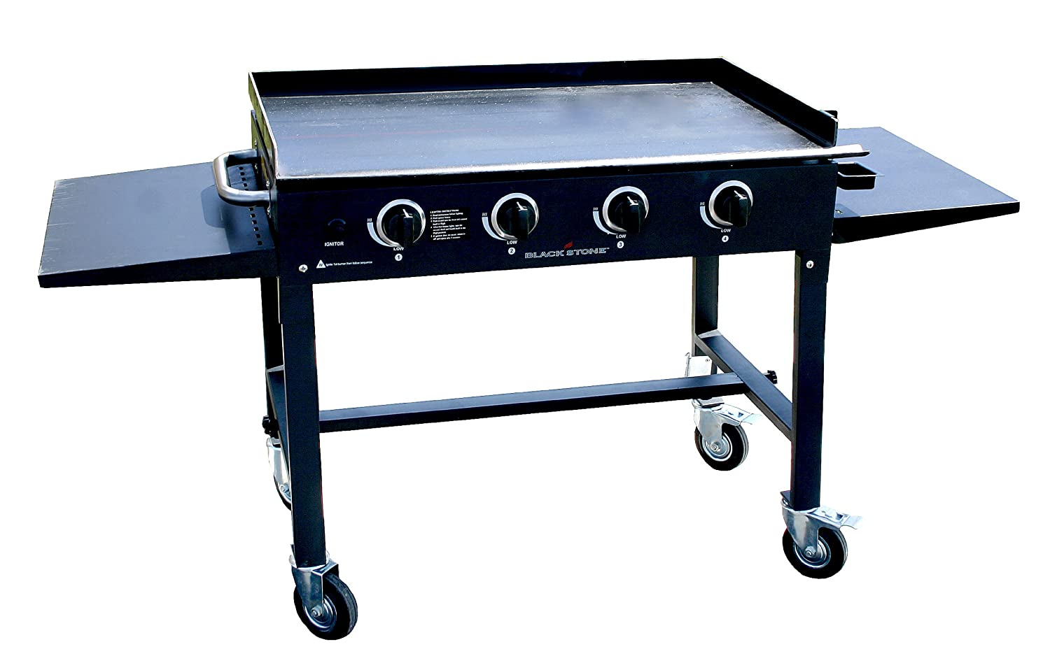Amazoncom Blackstone 36Inch Commercial GriddleGrill Sports