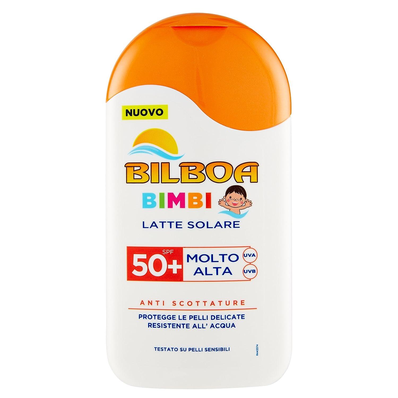 bimbi lait soleil antiscottature spf 50 protezione molto alta 200 ml Bilboa R970182