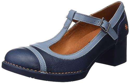 Mujer blue Amazon Art Zapatos 0099 Mary 36 es Eu Azul Jane ZTUpITWqaP