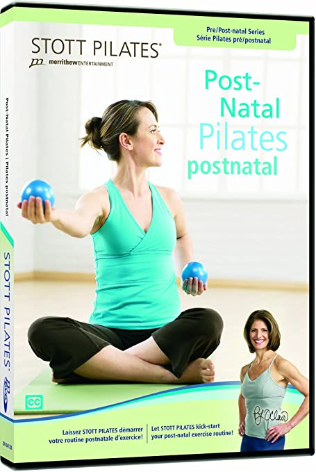Amazon.com: Stott Pilates – Postnatal Pilates (Inglés ...