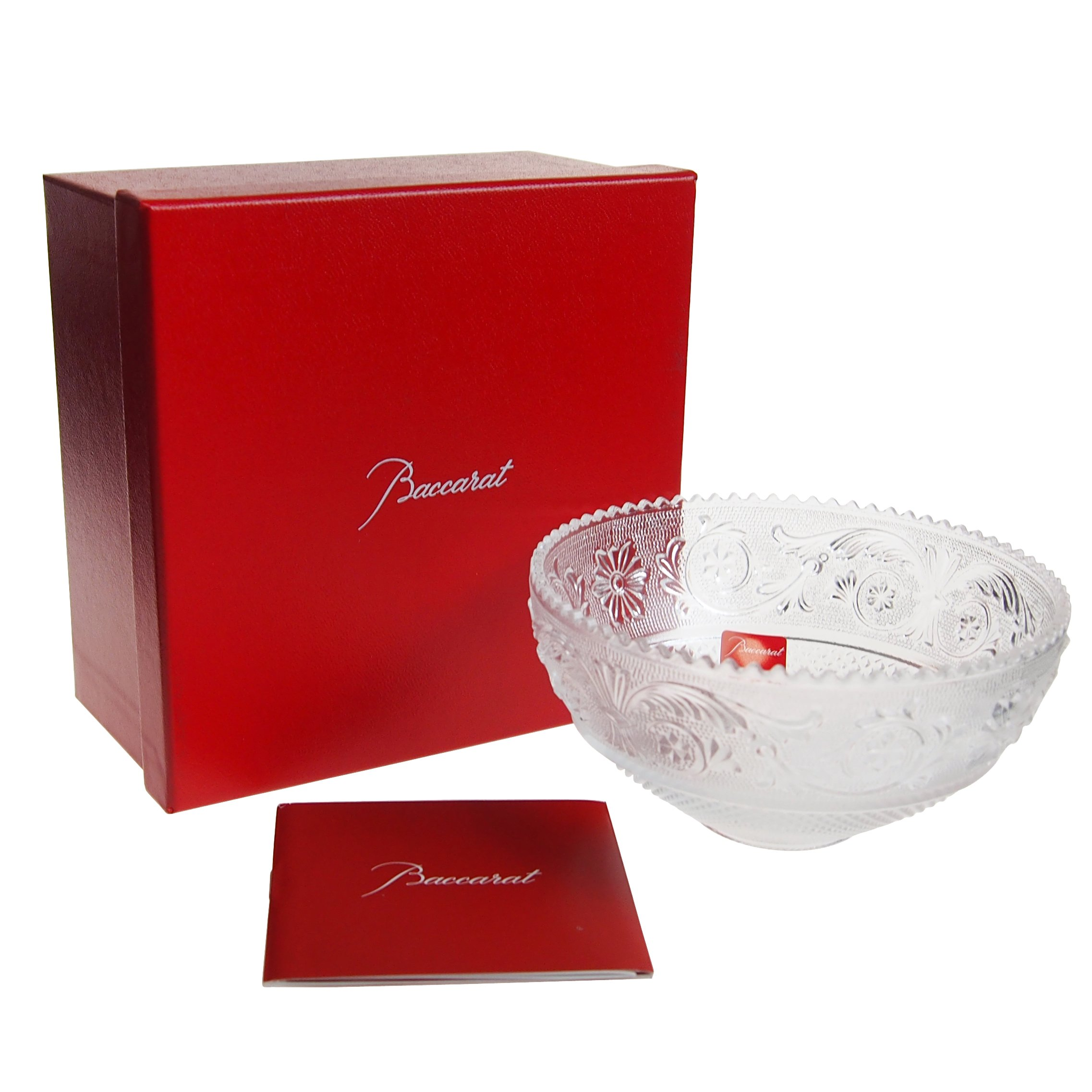 Baccarat Baccarat Arabesque Arabesque bowl dish 2103573 [ parallel import goods ] by BACCART ( Baccarat ) (Image #1)