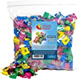 Warheads Extreme Sour Candy, 3 Lb. Assorted Flavors Bulk Candy