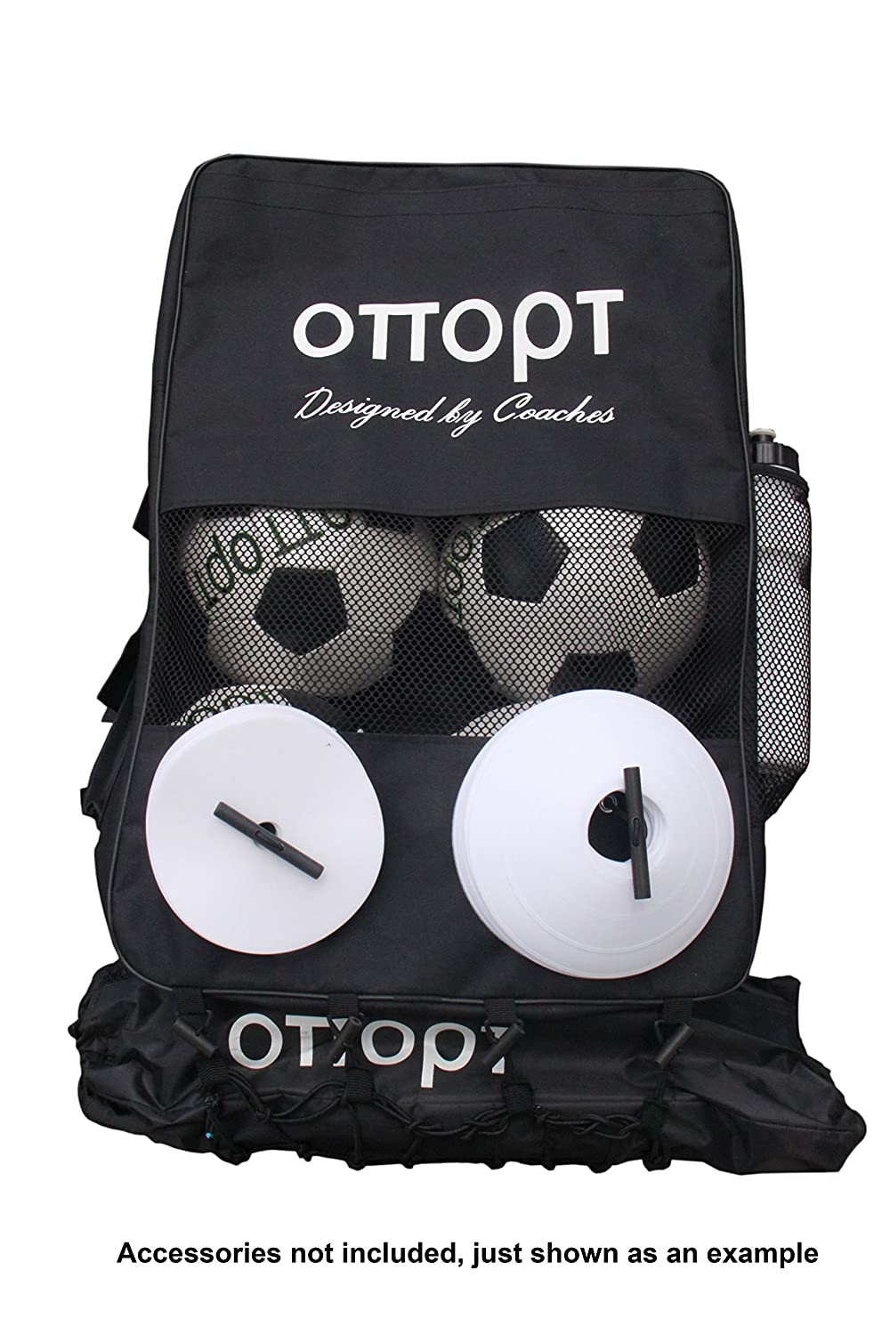 6 Ball Bag - Match day back pack OTTOPT MatchPack