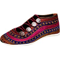 Ziaula Women Casual Shoes in Ethnic/Traditional Look