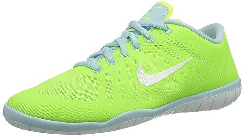 meilleur service f6fbf 4e609 Nike Free 3.0 Studio Dance, Baskets Femme: Amazon.fr ...