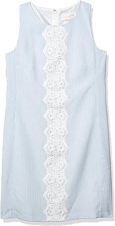 Pappagallo Women's Seersucker Shift Dress