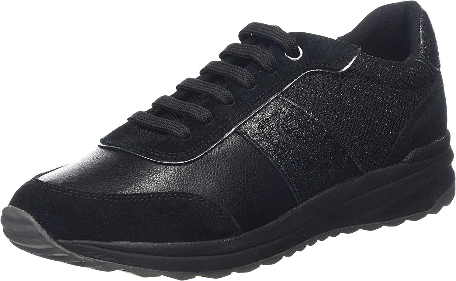 Geox D Airell A, Zapatillas para Mujer