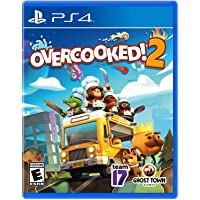 Overcooked 2 Video Game (PS4)